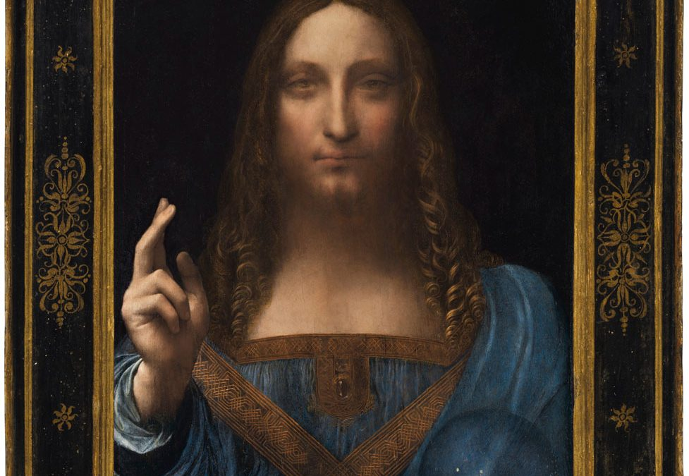 Who is Salvator Mundi and Why is He Worth SO Much Money?