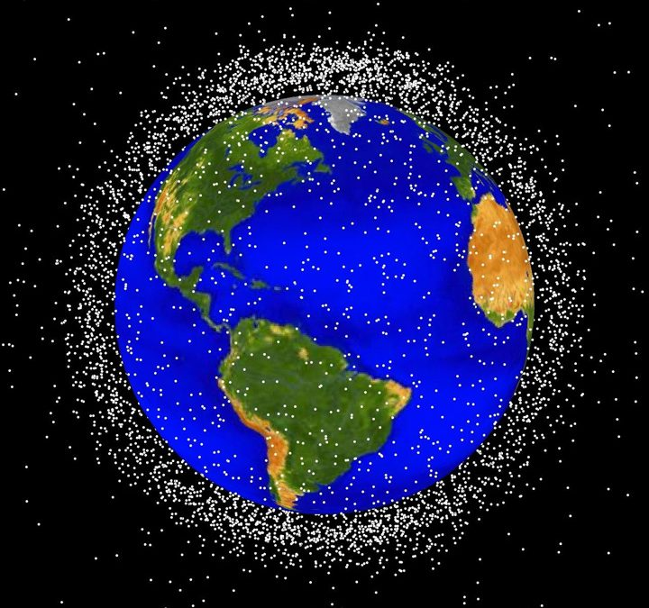 Is It Art or Just Another Piece of Space Junk?