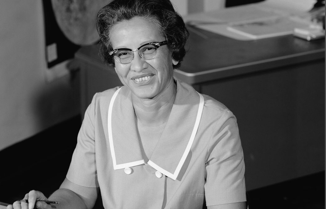 Women in Science: Katherine Johnson