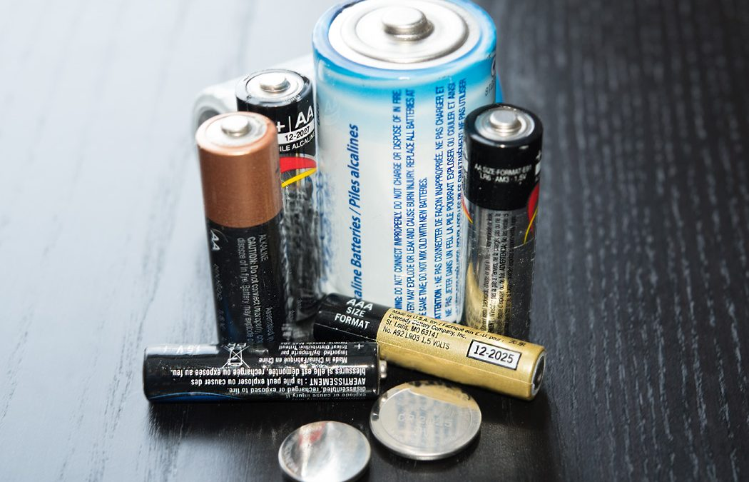 In Search of a Better Battery