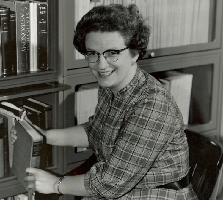 Women in Science: Nancy Grace Roman