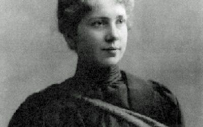 Women in Science: Harriet Brooks