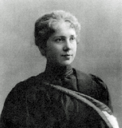 Women in Science: Harriet Brooks