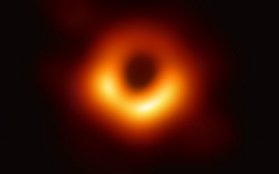 Hey Look, a Black Hole!